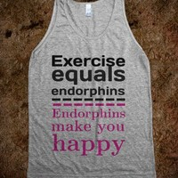 C - Exercise endorphins - Righteous