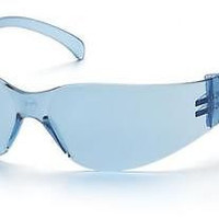 Pyramex Intruder S4160S Blue Lens Job Safety Glasses Work Sports Eyewear ANSI