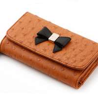 Handmade PU Leather iPhone 4/4s bag, iPhone 5 Cover, Sansumg Galaxy S3 Cover,Key bag,Cell Phone Wallet ,Wristlet