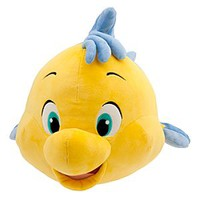 Flounder Plush - 23'' L - The Little Mermaid | Disney Store