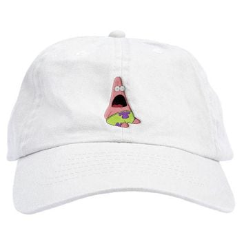 Patrick Star Dad Hat
