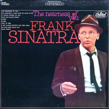 The Nearness Of You - Frank Sinatra, LP (Pre-Owned)