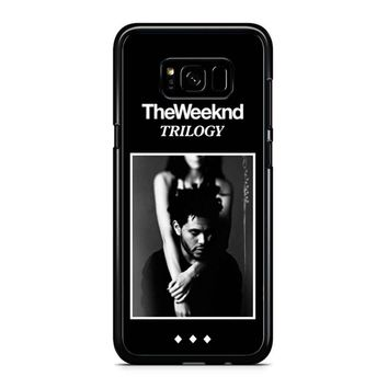 The Weeknd Trilogy Samsung Galaxy S8 Plus Case