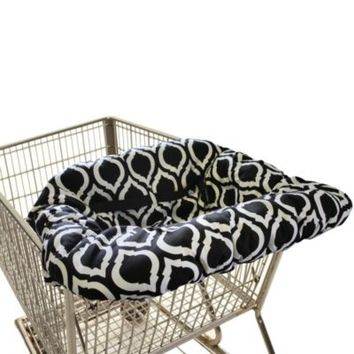 Itzy Ritzy™ Ritzy Sitzy™ Shopping Cart/High Chair Cover in Moroccan