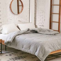 T-Shirt Heathered Jersey Comforter Snooze Set