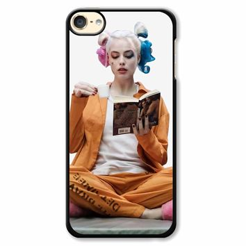 Harley Quinn Espresso Coffee 2 iPod Touch 6 Case