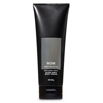 Bath & Body Works NOIR Men's Collection Body Cream 8 oz
