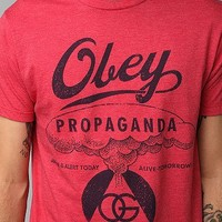 OBEY Nuclear Attack Tee