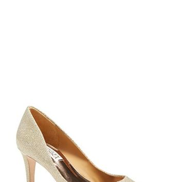Women's Badgley Mischka 'Poise' Pointy Toe Pump,