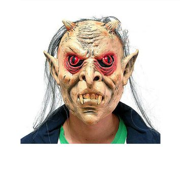 New halloween costumes adult scary mask halloween pumpkin masquerade masks mascaras de latex realista scary masks halloween HYM