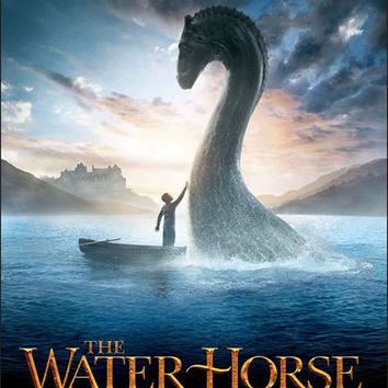 The Water Horse: Legend of the Deep (Danish) 11x17 Movie Poster (2007)