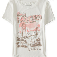 Cape Juby San Francisco Graphic T