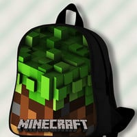 Minecraft Volume Alpha - Custom SchoolBags/Backpack for Kids.