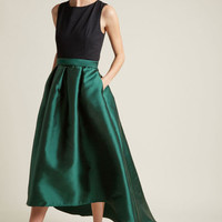 Chic Showstopper Fit and Flare Dress