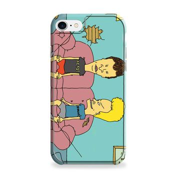Beavis And Butthead red iPhone 7 | iPhone 7 Plus Case
