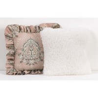 Cotton Tale 2-pc. Nightingale Pillow Set (Pink)