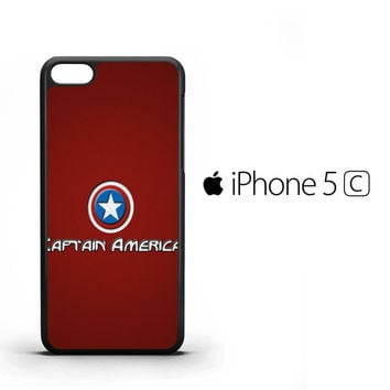 Wallpaper captain america X1699 iPhone 5C Case