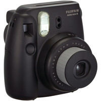 FUJIFILM 16273403 Instax(R) Mini 8 Instant Camera (Black)