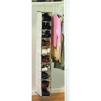 Bajer Design 6696 Storage Hanging Shoe Organizer
