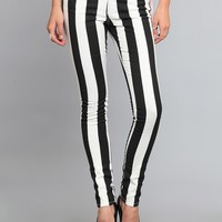Olivia Striped Jeans - Clothes | GYPSY WARRIOR