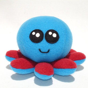 Your choice of colors Octopus baby