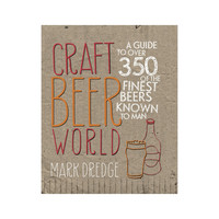 Craft Beer Coffee Table Book
