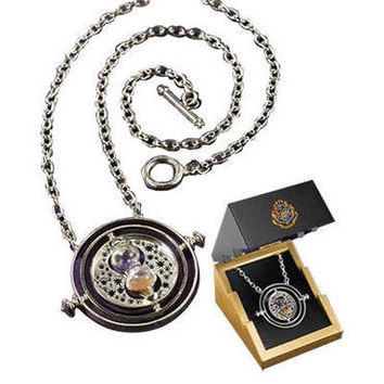 Harry Potter Collectible Sterling Silver Time-Turner by Noble  