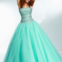 Mori Lee 95014 Prom Dress - PromDressShop.com