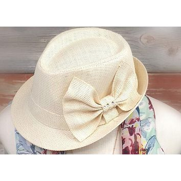 Just for Sun Fedora Hat