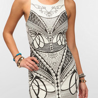 Urban Outfitters - MINKPINK Ring Master Bodycon Dress