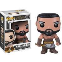 Funko POP Game of Thrones: Khal Drogo Vinyl Figure