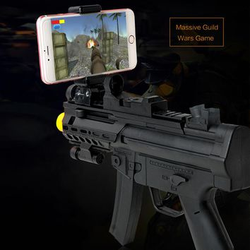AR-Gun AR Game Gun for kids electric toy with shoot games bluetooth controller