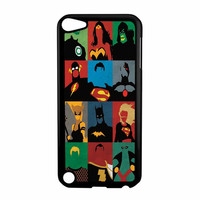 Marvel All Super Hero iPod Touch 5th case