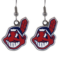 Cleveland Indians - Logo Earrings