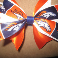Bronco Hair Clips