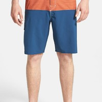 Quiksilver Waterman Collection 'Blueprint' Board Shorts