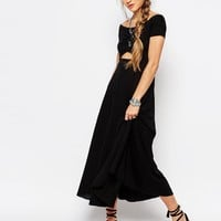 Free People Dance With Me Midi Dress at asos.com