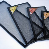 REPTILE - TANK SCREEN COVERS - SCREEN COVER 10 GALLON 10X20 -  - FLUKER FARMS - UPC: 91197380013 - DEPT: REPTILE PRODUCTS