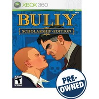 Bully: Scholarship Edition — PRE-OWNED - Xbox 360