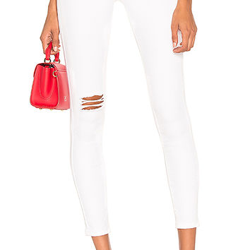 BLANKNYC Hi Rise Skinny Jean in Great White | REVOLVE