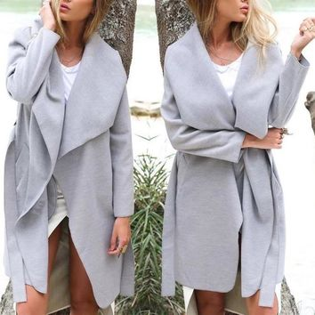 Sofia Chic Trench Coat