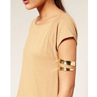 Iron Wire Arm Cuff