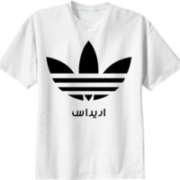 Adidas Arabic created by A PAOM Designer | Print All Over Me