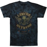 Lynyrd Skynyrd Men's  Gimme Back My Bullets Tie Dye T-shirt Multi