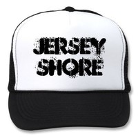 JERSEY SHORE MESH HATS from Zazzle.com