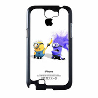 Despicable Me 2 Funny Banana Samsung Galaxy Note 2 Case