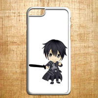 Sword Art Online Kirito 02 for iphone 4/4s/5/5s/5c/6/6+, Samsung S3/S4/S5/S6, iPad 2/3/4/Air/Mini, iPod 4/5, Samsung Note 3/4, HTC One, Nexus Case*PS*