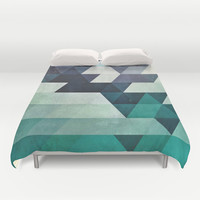 aqww hyx Duvet Cover by Spires