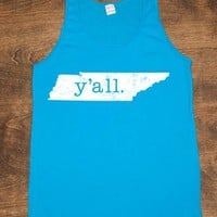Tennessee Y'all Shirt