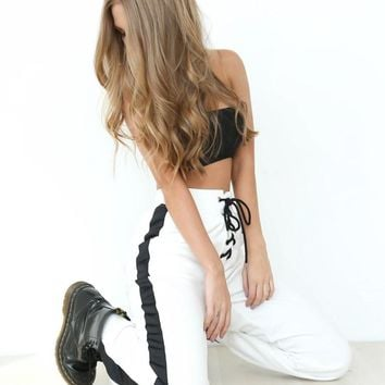 Buy Our Pacifica Pant in White Online Today! - Tiger Mist